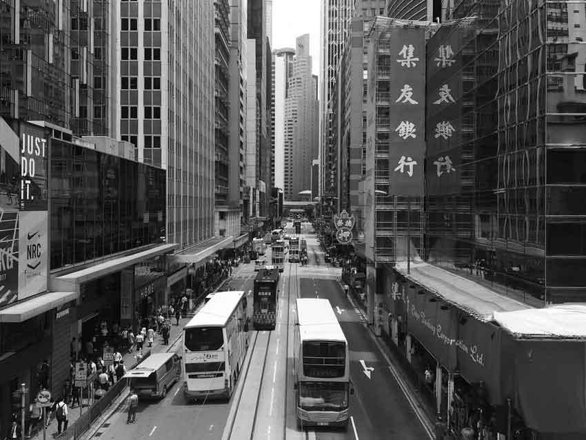 Hong Kong Azië