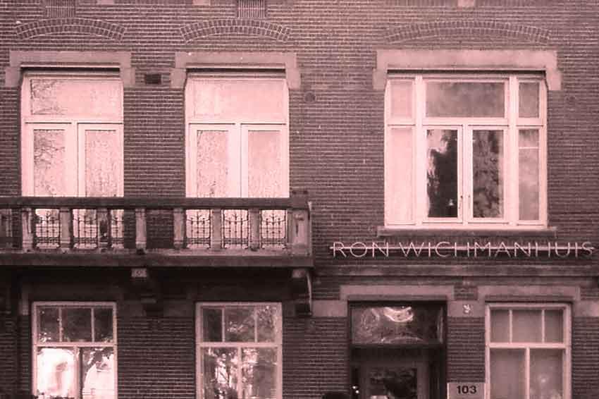 Ron Wichmanhuis