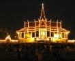 Uitvaart Sihanouk: dompertje, te druk