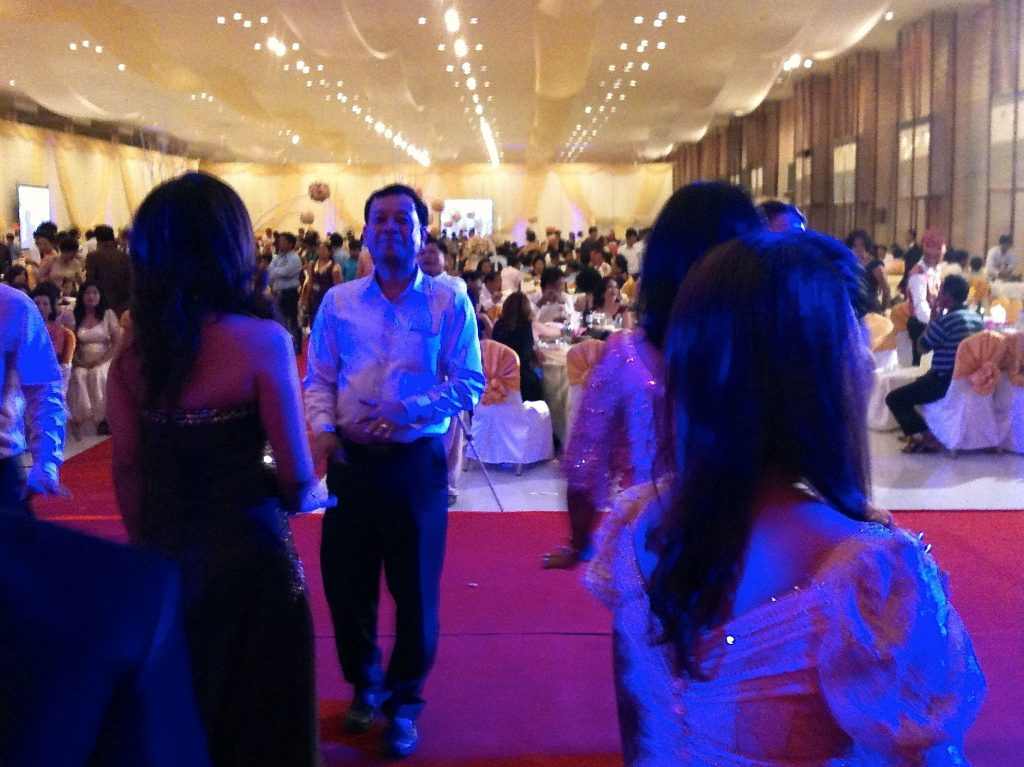 Khmer trouwfeest
