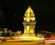 Niet echt saai in Phnom Penh