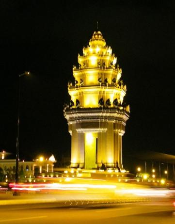 Verkiezingen Cambodja – nog rustig in Phnom Penh