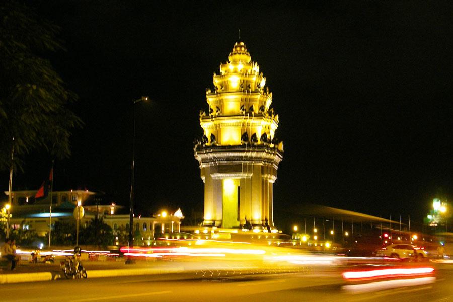 Cambodja - Phnom Penh