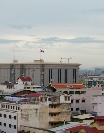 Dossier: Politieke situatie Cambodja