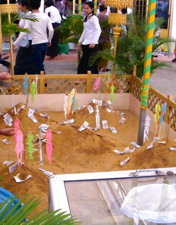 Pchum Ben: Knielen voor Hun Sen?