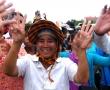 Verkiezingen Cambodja – Protestdag 4
