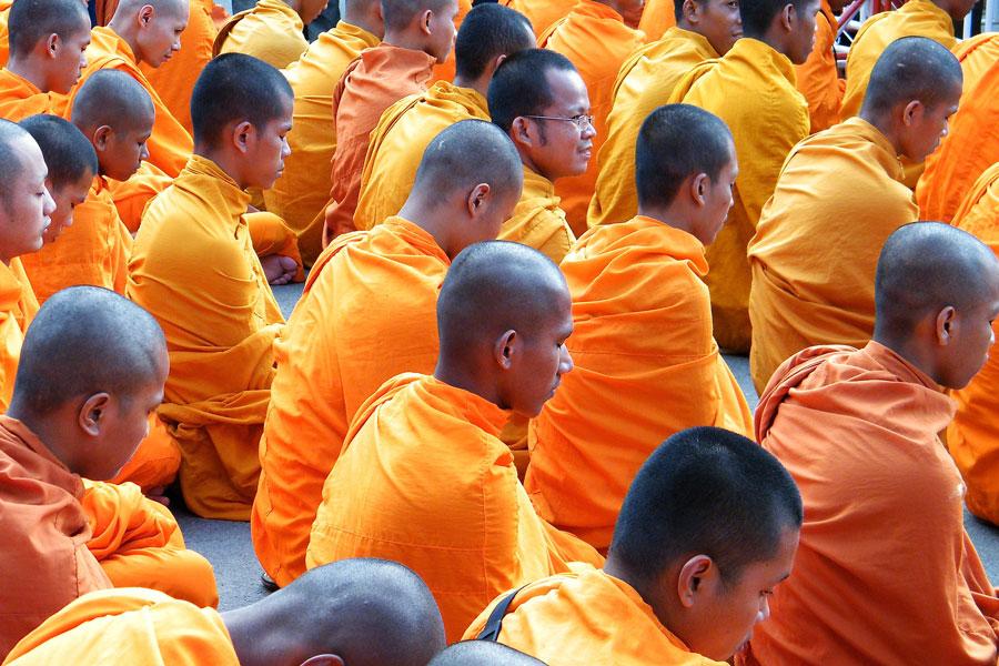 Verkiezingen Cambodja - Protestdag 4