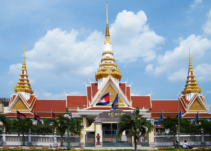 Verkiezingen Cambodja - National Assembly