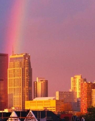 Rotterdam 'Gay destination'?