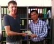 Hiv-test in Cambodja