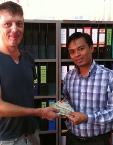 Cambodja: grenzen aan hulp