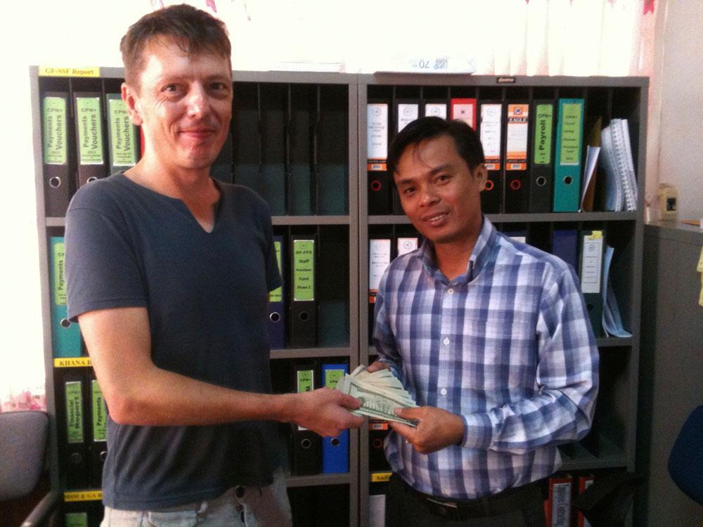 CPN+ Cambodja