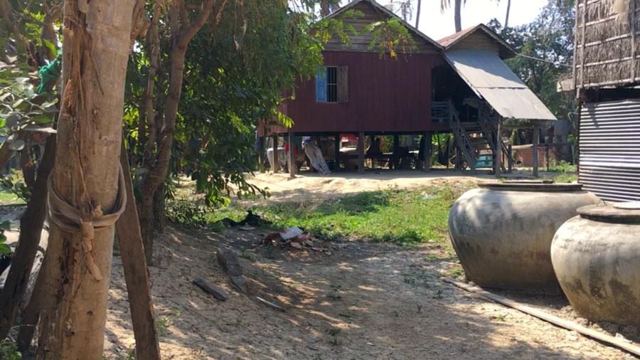 hiv Battambang Cambodja