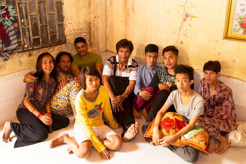 Untenu Cambodja Phnom Penh HIV LGBT