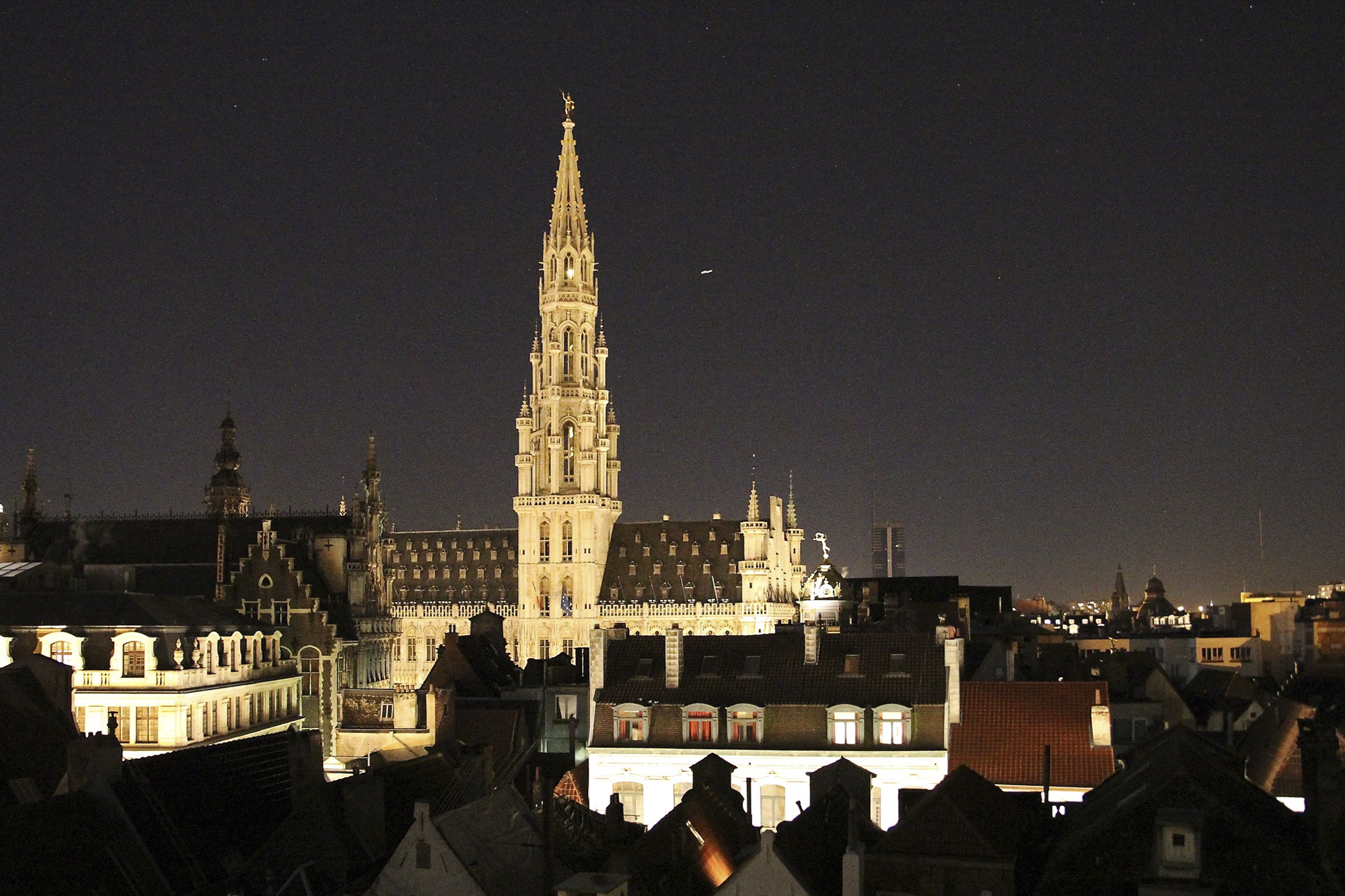 Brussel Brussels Bruxelles