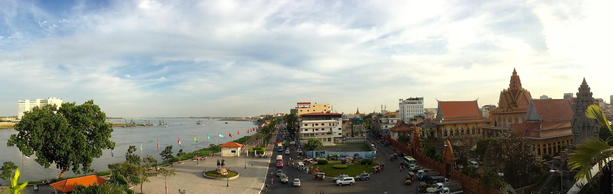 Phnom Penh - Cambodja
