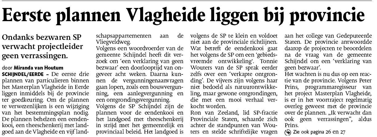 Vlagheide - vuilstort - Brabant - Ron van Zeeland