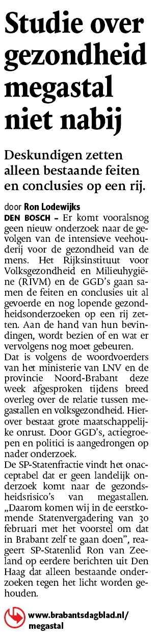 megastallen - Brabant - Ron van Zeeland