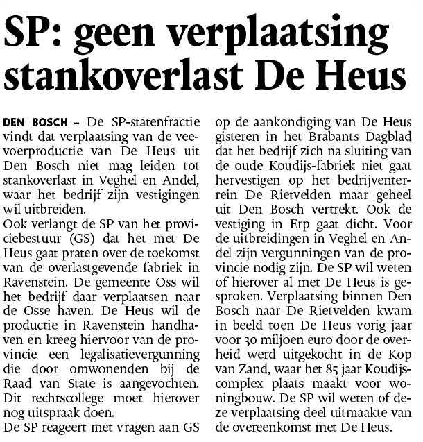 De Heus - Brabant - Ron van Zeeland