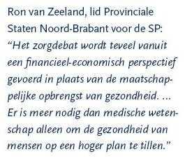 zorg - Ron van Zeeland