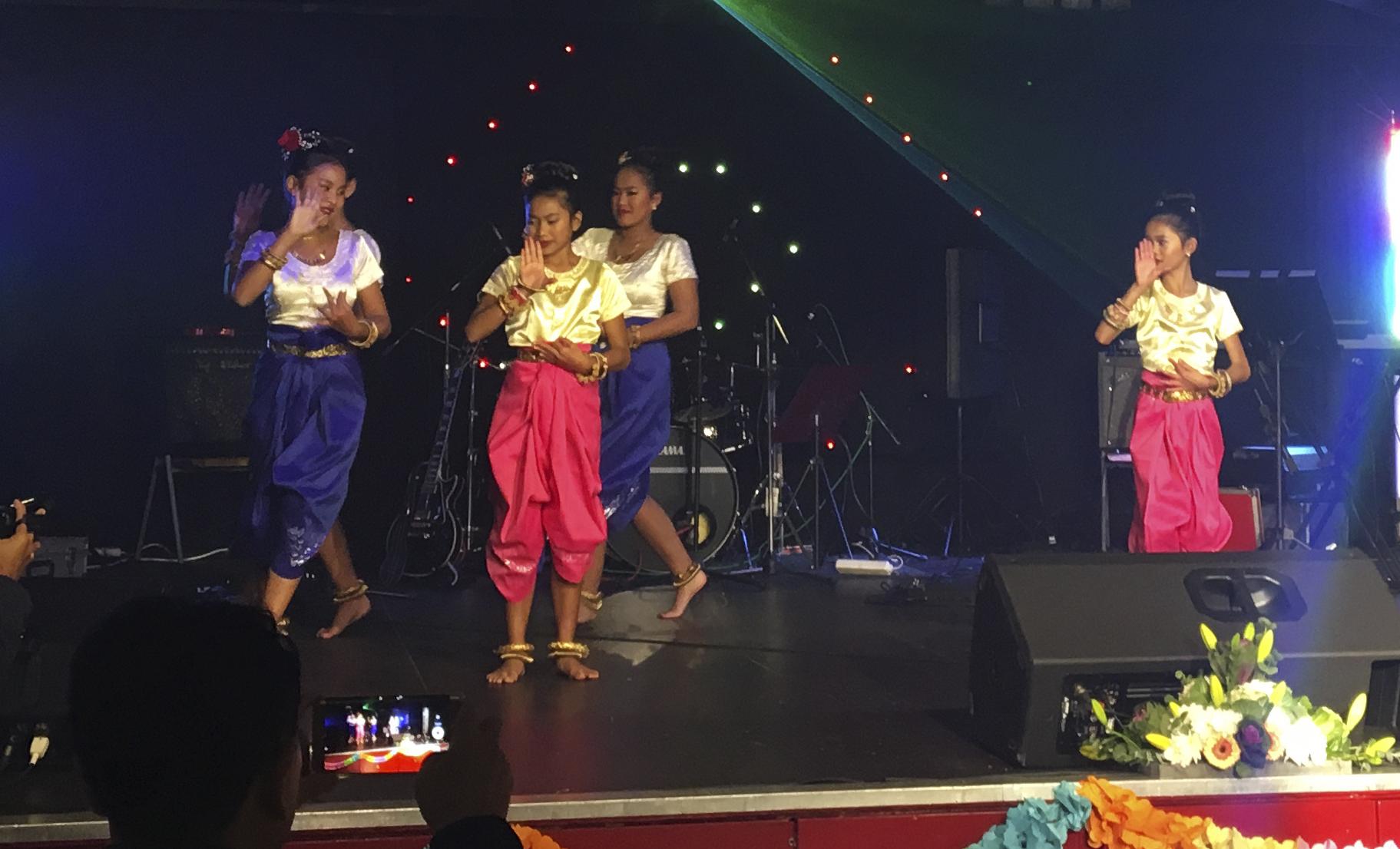 Cambodjanen in Nederland