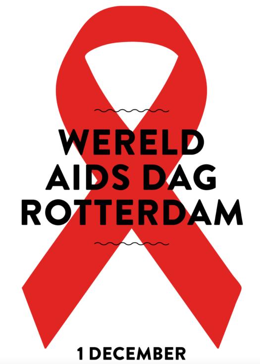 Wereld Aids Dag Rotterdam 2016