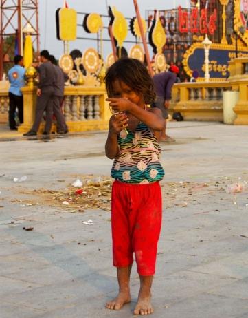 Cambodja: corona-vrij, meer armoede