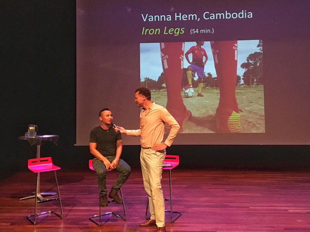 Vanna Hem - Iron Legs
