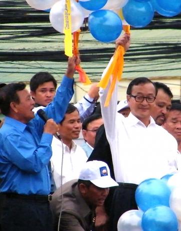 Cambodja – politieke ontwikkelingen