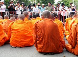Verkiezingen Cambodja
