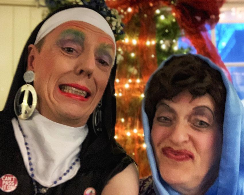 Pieken en ballen zuster Clementia